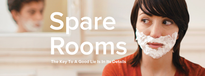 SPARE ROOMS | a short film
